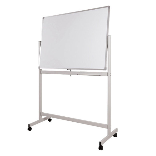 Mobile Double Sided White Board