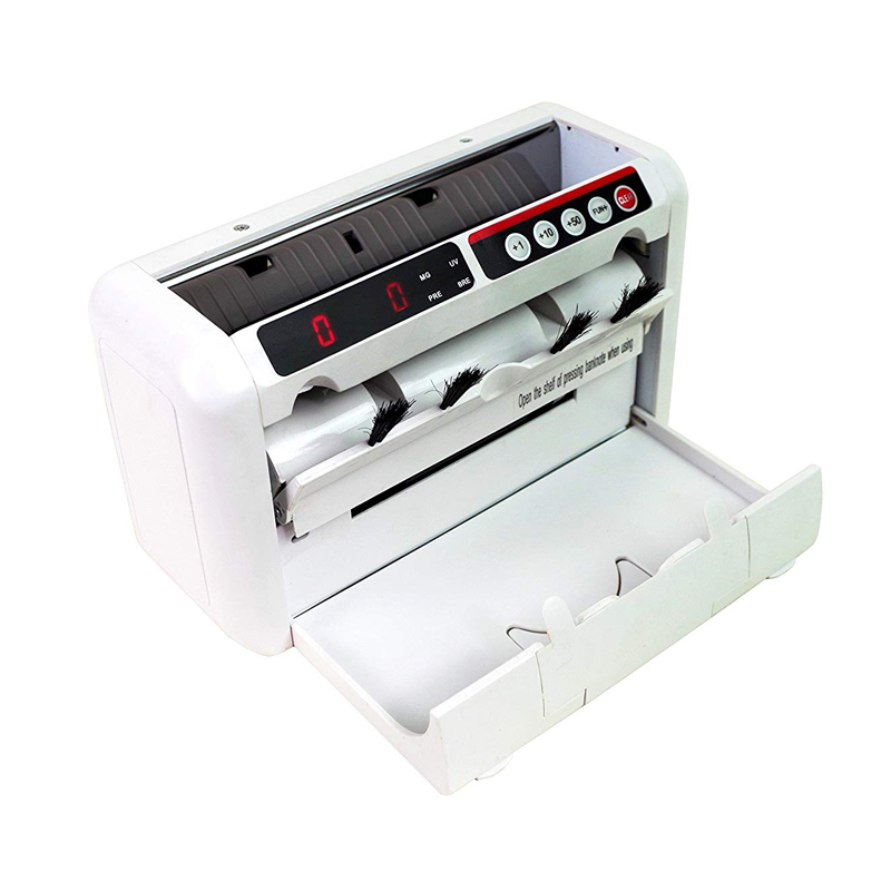 handy 1000 mini note counter front view